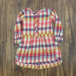 Tea   Flannel Dress, 4